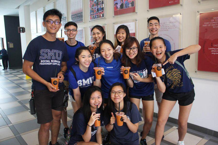 SOSCIETY Freshmen Camp 2017