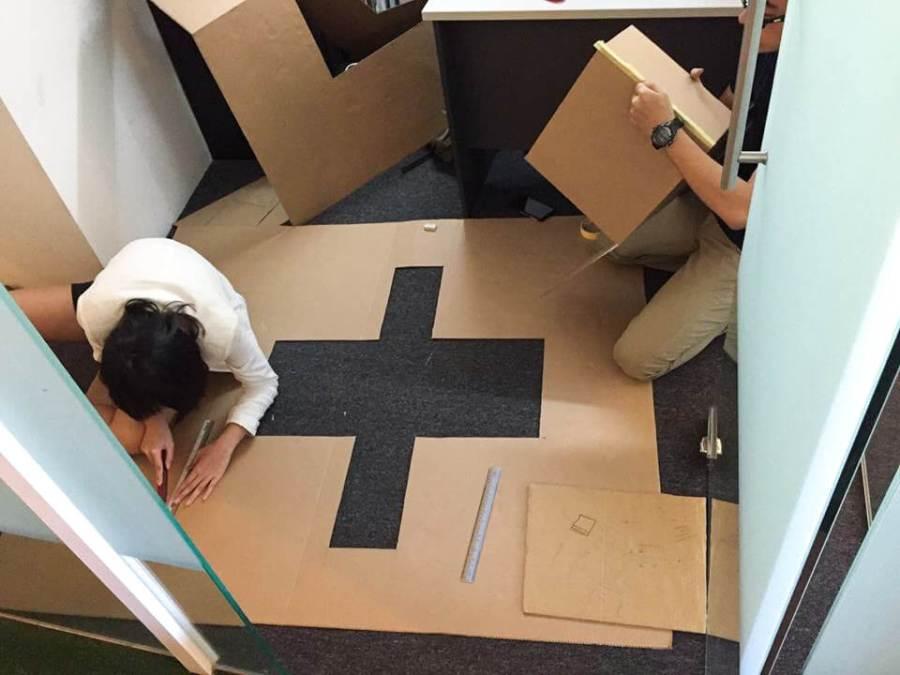 Mandy Chan - Making a prototype