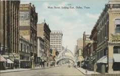 Commemorative Elks Arch postcard