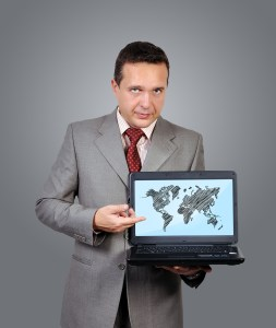 bigstock-World-Map-On-Screen-45819346