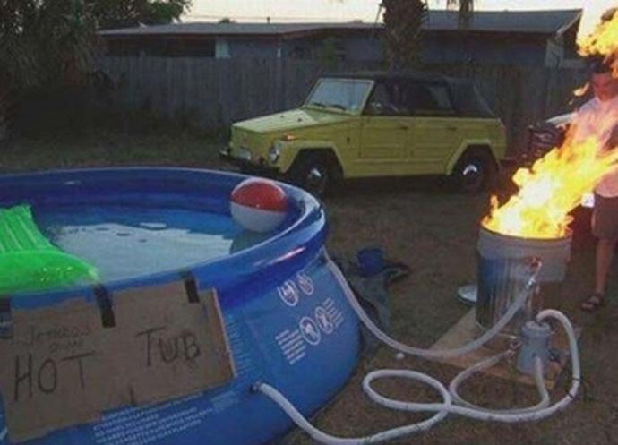 DIY Disasters