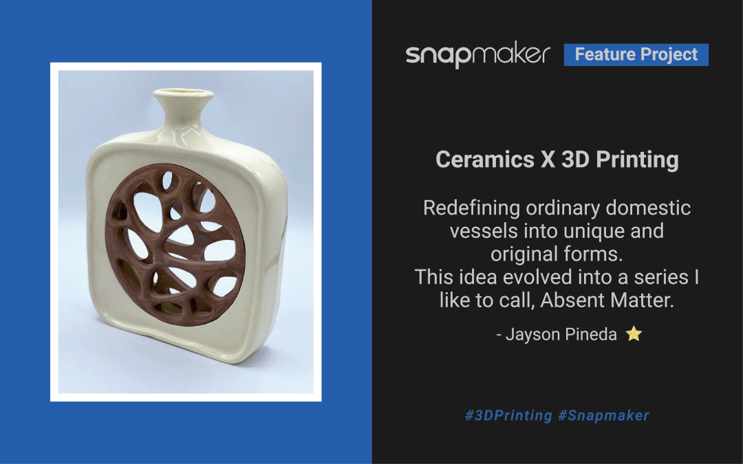StarMaker | Fusing Traditional Ceramic Processes with Modern Making Methods