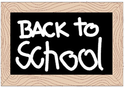 Back to School – 5 Tips to Get Back on Track