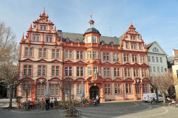 Das Gutenberg Museum in Mainz am 06.04.2010. Foto: Pawel Bojba