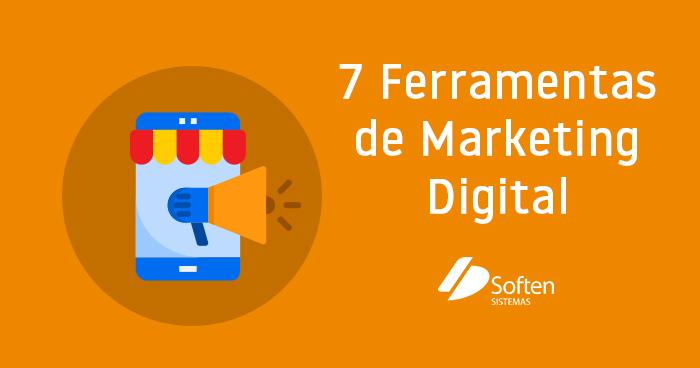 E-Book: 7 Ferramentas de Marketing Digital