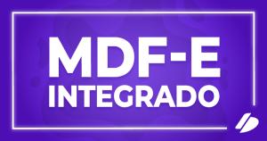 card mdf-e integrado