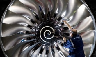 Trent 1000 engine, from Rolls-Royce [4].