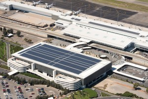 Product breakdown for Adelaide Airport 1.17MW solar project