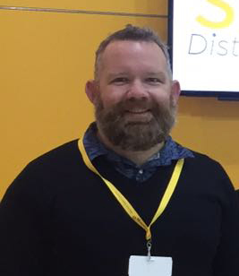 Joining our Sol Distribution team is  Rob Dunne
