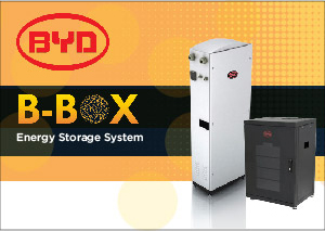 B-Box battery storage systems enters the market