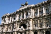 il palazzo della Cassazione