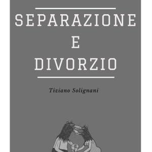 cover Separazione e divorzio