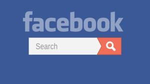 ricerca facebook