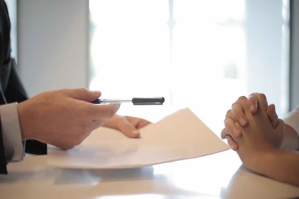 testamento documento legale