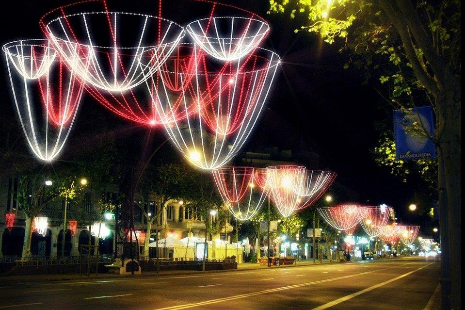 Las 5 ciudades iluminadas ms bonitas de esta Navidad