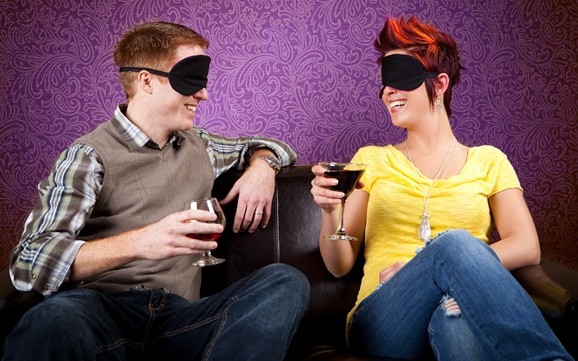 5 tipos de citas a ciegas