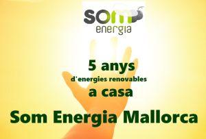 V aniversari Som Energia Mallorca