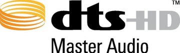 Logo DTS HD Master Audio