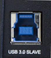Le port USB 3.0 est idéal pour transférer des fichiers volumineux depuis un ordinateur