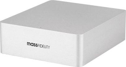Le DAC Bluetooth Mass Fidelity Relay, tout à fait surprenant par sa musicalité