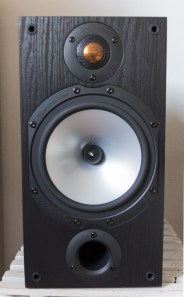Monitor Audio MR2 face avant