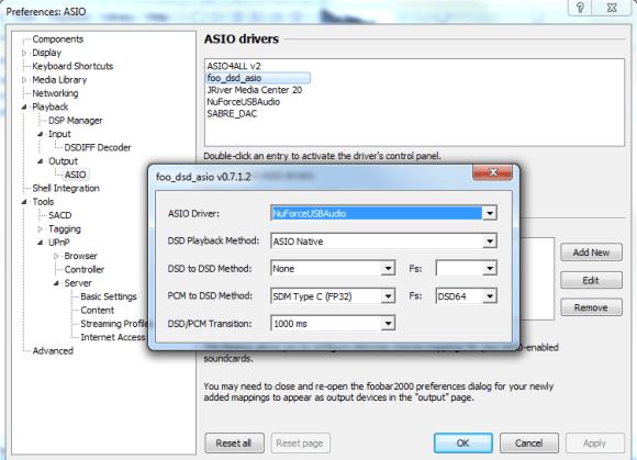 Comment écouter des fichiers audio en DSD avec Foobar2000 (et un DAC