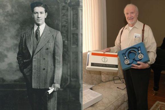 Joseph Grado, fondateur de Grado Laboratories