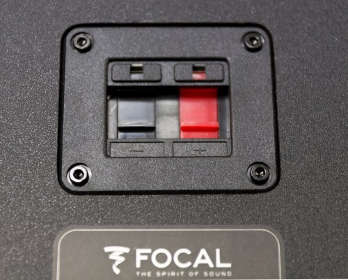 Caisson Focal Dimension