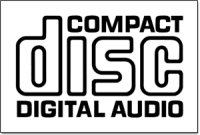 logo CD-Audio