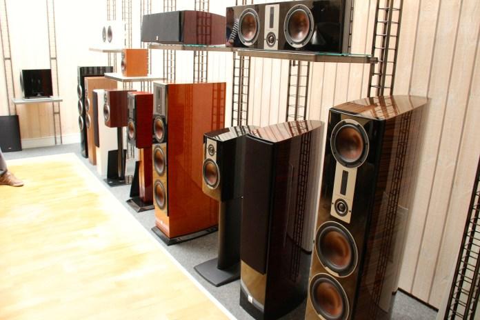 Salon d'exposition: toutes les gammes Dali au grand complet