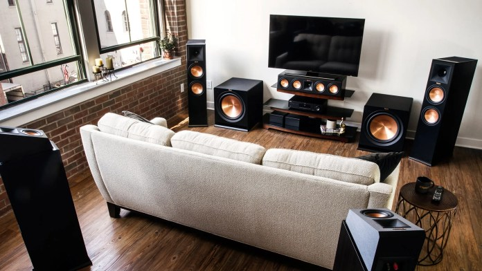 Klipsch-Reference-Premiere-Center-Channel-Speakers-Atmos