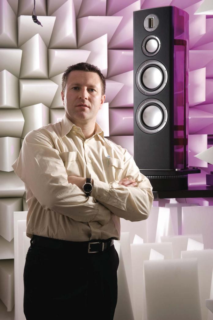 Dean Hartley, Monitor Audio