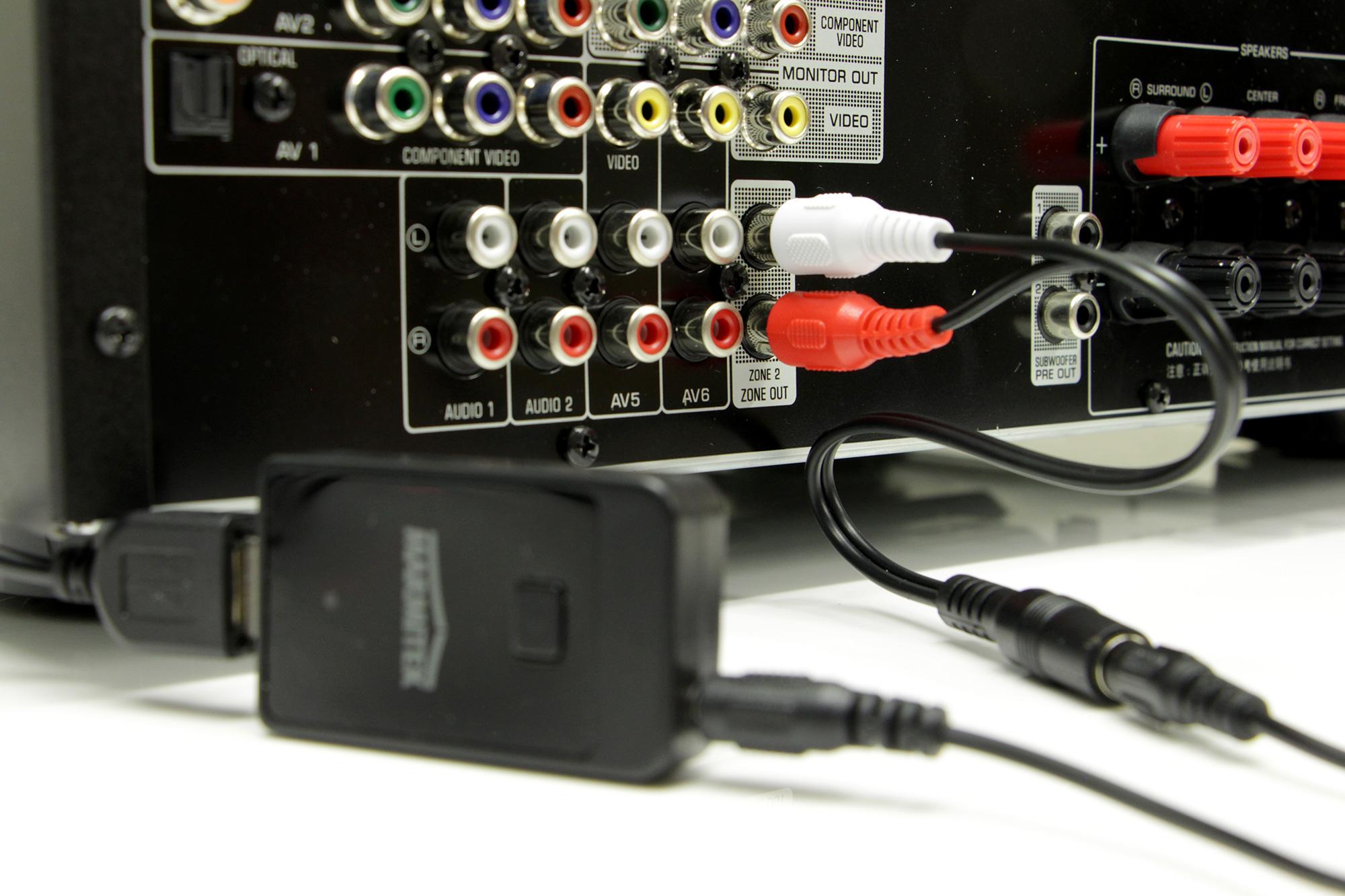 Écouter en Bluetooth sa chaîne hi-fi ou sa