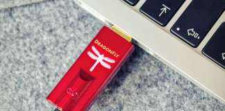 Test Audioquest Dragonfly Black et Red