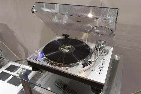 Festival Son&Image Platine vinyle Technics SL-1200
