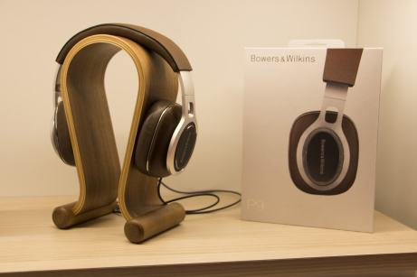 Festival Son&Image casque Bowers&Wilkins P9