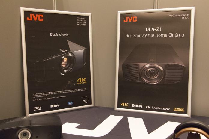 Festival Son Image videoprojecteur 4k JVC DLA-Z1