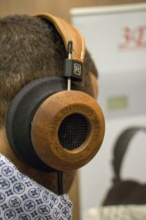 Festival Sound Days casque Grado GS200e