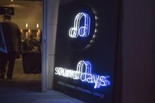 Festival Sound Days entrée salon