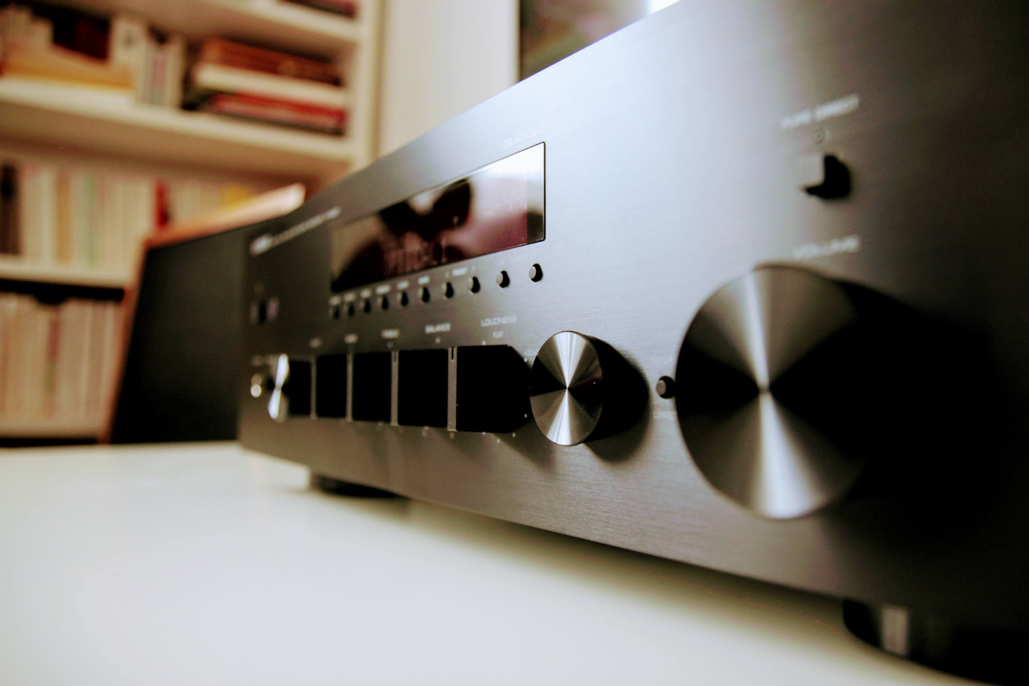 Review: Yamaha R-N602 - Son-Vidéo com: blog