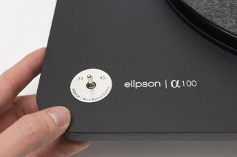 platine-vinyle-elipson-alpha-100-selecteur-vitesse