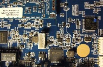 Powergate-XMOS-ARM
