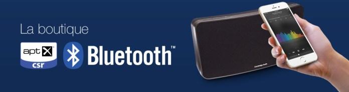 Bluetooth Apt-X : la sélection