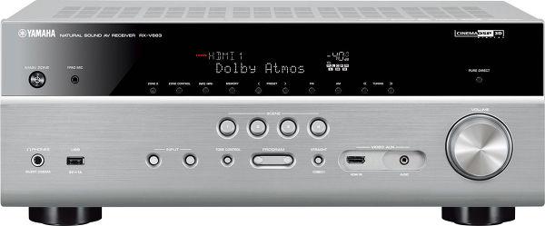 New 2017 Yamaha home theater receivers - Son-Vidéo com: blog
