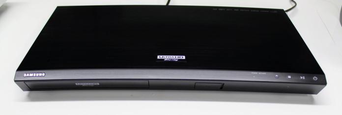 Test Samsung UBD-K8500