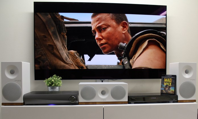 Denon Heos AVR : Mad Max Fury Road