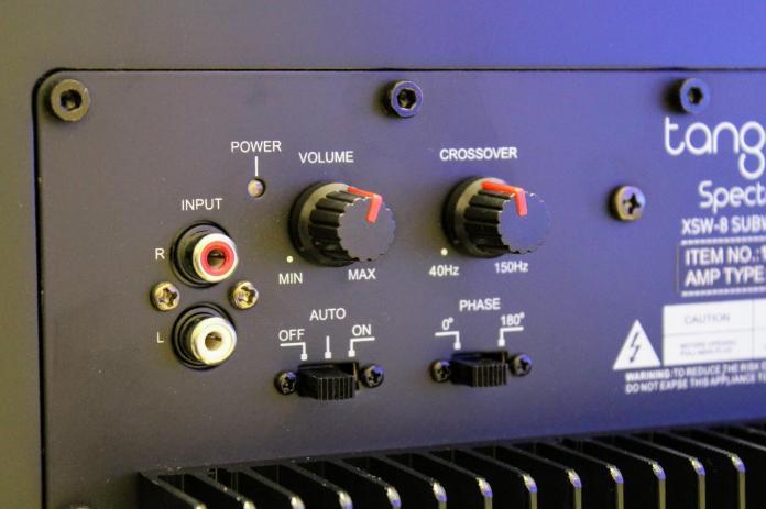 Test Tangent Spectrum X5 HC 5.1
