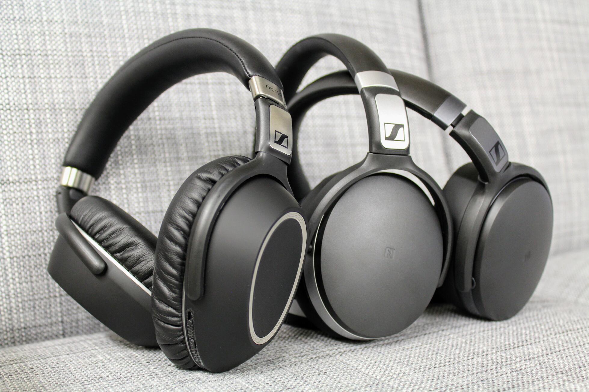 Review: Sennheiser HD 4 40 BT Wireless, HD 4 50 BTNC