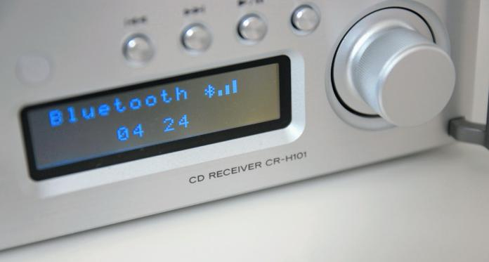 Test Teac CR-H101