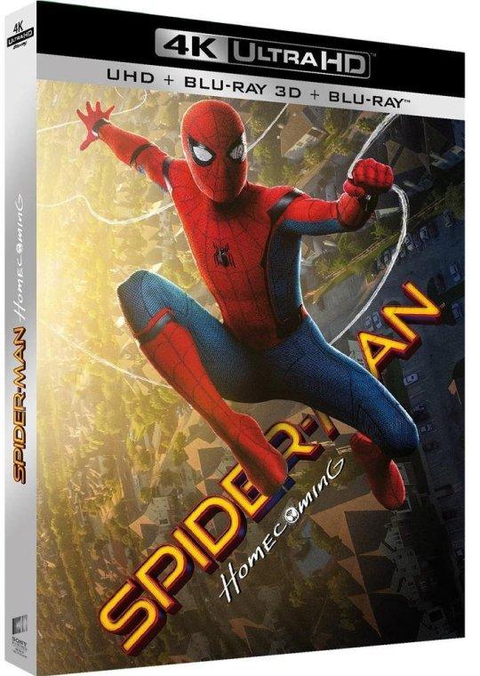 SPIDER-MAN : HOMECOMING SPIDER-MAN : HOMECOMING